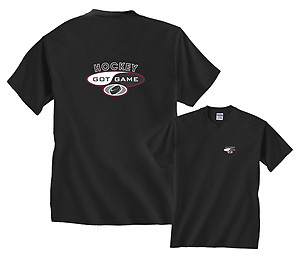 Got Game Hockey T-Shirt Clearance