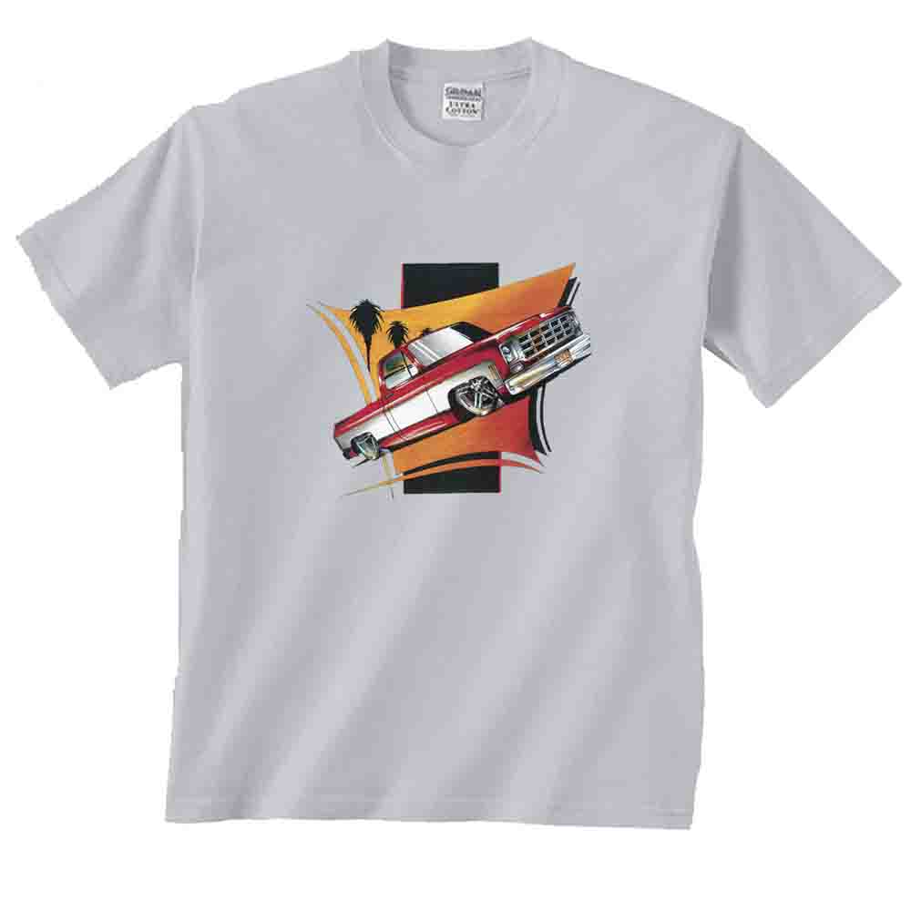 red_chevy_pickup_lowered_silverado-cheyenne_truck_t-shirt_ice_grey.jpg